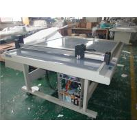 Buy cheap Simple Operation Paper Craft Cutting Machine Import Steel Belt Driving Material from wholesalers