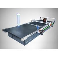Buy cheap Industrial CNC CO2 Laser Cutting Machine , Laser Cutting Equipment For Cloth from wholesalers