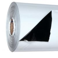 Buy cheap White black plastic mulch film roll from wholesalers