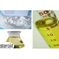 Buy cheap Male Enhancement Raw Boldenone Steroids Powder Boldenone Cypionate CAS 106505-90-2 product