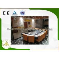 Buy cheap Induction / Electric Teppanyaki Table from wholesalers