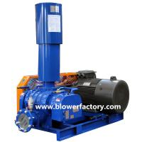Buy cheap three lobes roots blower used for cement industry from wholesalers