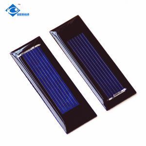 China 0.5V 0.07W mini polycrystalline solar panels for garden lights ZW-5318 solar panel photovoltaic on sale