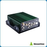 Buy cheap 4CH Mobile DVR Built-in GPS model (3g option) from wholesalers