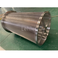 Buy cheap Scraping Filter anti Corrosion Wedge Wire Filter Element product