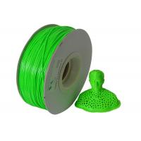 Buy cheap Green color 3d printer filaments ABS 3.0mm 1kg Printing Filament-Normal color from wholesalers