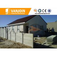 Buy cheap Strong And Cheap Foaming Concrete Modern Modular Homes For Plant , Shop ,Office , Workshop from wholesalers