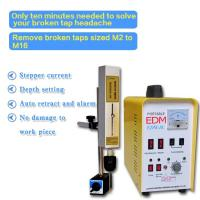 China Portable mini edm drilling machine and tap remover on sale