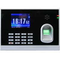 Buy cheap Real time system definition fingerprint clock Bio-T8 from wholesalers
