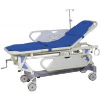 Model: YA-J2B Manual Luxurious Patient Stretcher