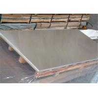 Buy cheap 0.2 - 10mm Thickness Copper And Aluminum Alloy Chequered Plate AA 3105 from wholesalers
