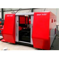 Buy cheap Industrial Stainless Steel Laser Cutting Machine for Aluminium and Brass IP54 from wholesalers