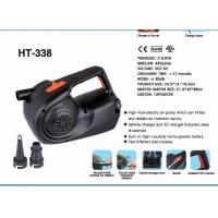 Buy cheap HT-338 Rechargeable Electric Air Pump In Camping & outdoor product