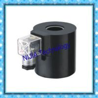 Buy cheap Φ26mm DIN43650 Hydraulic Solenoid Coil Thermosetting Electromagnetic Coil from wholesalers