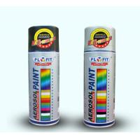 Buy cheap Fast drying exterior heat resistant  Spray Paint Aerosol apply to chimney from wholesalers
