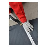 Buy cheap Pulley lagging wear-resistant rubber sheet with diamond pattern from wholesalers