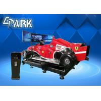 Buy cheap 5KW Virtual Reality Simulation Ride , VR Car Driving Racing Game from wholesalers