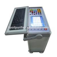 Buy cheap GDJB-1200 6 Phase Secondary Current Injection Relay Tester for Relay Protection from wholesalers