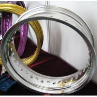 Buy cheap motorcycle rim from wholesalers