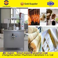 Buy cheap flat bread making machine  +8618637188608 from wholesalers