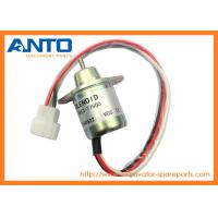 Buy cheap 119653-77950 Yanmar 4TNV94 Shut Off Stop Solenoid Used For  Excavator Spare Parts from wholesalers