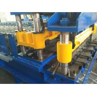Buy cheap 27-190-950 Roof Tile Roll Forming Machine Metal Sheet Panel Roll Former Steel Profiling Equipment from wholesalers
