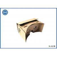 Buy cheap IOS System Virtual Reality Goggle Glasses 3d VR BOX with Logo Printed from wholesalers