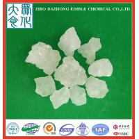 Buy cheap 99.9% potash alum as food additive or water flocculant 7784-24-9 product