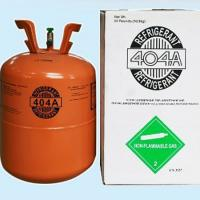 Buy cheap 10.9kg Refrigerant Gas R404A for sale from wholesalers