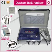 Buy cheap OEM Quantum Magnetic Resonance Body Analyzer With 41 Reports from wholesalers