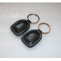 Buy cheap ID64 Leather RFID Key Fob Pre - Programmed Token Compatible For Access Control from wholesalers