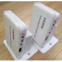 Buy cheap 30 Meters HDMI Wireless Extender With Sender And Receiver 1080P , Plastic Enclosure Housing product