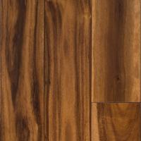 Buy cheap 15mm Hand Scraped Natural Acacia Engineered Flooring from wholesalers