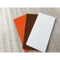 Buy cheap Lightweight Aluminum Sign Panels Corrosion Resistance With Sound Insulation from wholesalers
