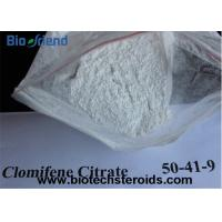 Buy cheap Clomifene Citrate Anti Estrogen Anabolics Steroids Powder Clomifene Citrate Clomiphene from wholesalers