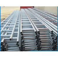 Buy cheap Painted Galvanized Steel Ladder Beam used in construction for Middle East market from wholesalers