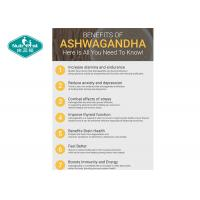 Buy cheap Ashwagandha Root 300mg Capsules for a Healthy Immune & Stress Response from wholesalers
