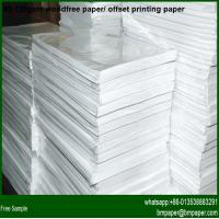 Buy cheap 100gsm Colored Offset Paper with Wood Pulp from wholesalers