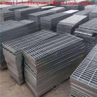 Buy cheap Serrated I type Steel grating,steel driveway grates grating,Galvanized steel grating/stainless steel grates from wholesalers