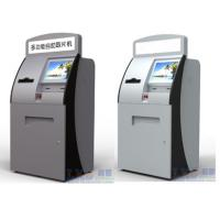 Buy cheap Touchscreen 3G Self - Service Computer HealthCare Kiosk With Barcode Scanner from wholesalers