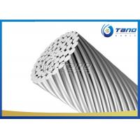 Buy cheap MV HV Voltage All Aluminum Conductor Bare Jacket Grey Color For Overhead from wholesalers