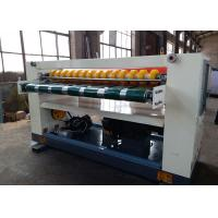 Buy cheap Corrugated Cardboard Cutting Machine / Automatic Corrugation Machine from wholesalers