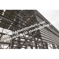 Buy cheap Q235 Q345  Heavy Metal Structural Steel Fabrication For Construction Projects from wholesalers