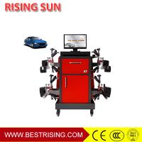 Buy cheap Garage used CCD wheel alignment cost from wholesalers