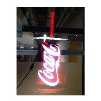 Buy cheap Commercial Advertising Spinning LED Hologram Display For Subway Stations from wholesalers