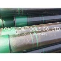 Buy cheap 13 3/8inch API 5CT standard k55 J55 seamless steel J55 grade casing pipe from wholesalers