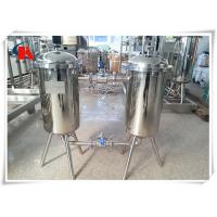 Buy cheap Beverage Plant Water Treatment Equipment Two Regeneration With Stainless Steel Tank from wholesalers