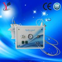Buy cheap Portable Hydro Diamond Dermabrasion Microdermabrasion Water Skin Peel Facial Care Machine from wholesalers
