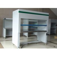 Buy cheap 800W Stainless Steel Vertical Portable Clean Rooms , Laminar Flow Clean Bench from wholesalers
