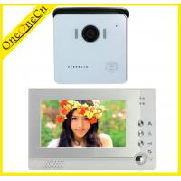 Buy cheap 7'' LCD Wire Intercom Video Door phone for villa OC313212 from wholesalers